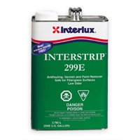 Interlux Fiberglass Paint Remover Paste Stripper 0299EQ Quart