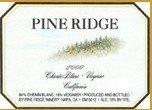 Pine Ridge Chenin Blanc Viognier 2005 750Ml