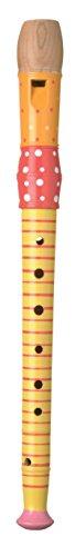 New Classic Giocattoli - 2042910 - per strumenti a fiato - Flauto In Red - 32 Cm