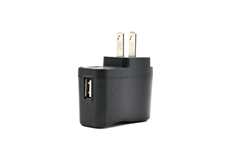 Quick Charge Universal, iZEEKER USB 5V Wall Charger Adapter (Black)