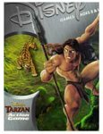 Disney's Tarzan Action Game (Jewel Case)