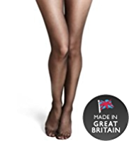 15 Denier Matt Brazilian Shaping Tights