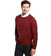 Blue Harbour Heritage Pure Wool Crew Neck Jumper