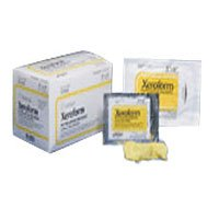 Xeroform Petrolatum Dressing Patch - 2 X 2 Inches, 25 ea by KENDALL HEALTHCARE.