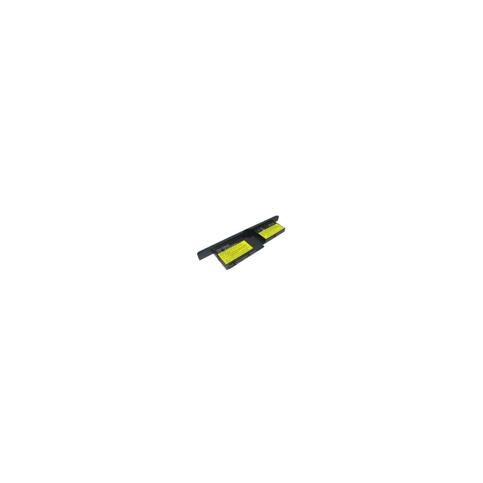 Replacement for IBM ThinkPad X41 Tablet Series Laptop Battery, Compatible Part Numbers 73P5167, FRU 92P1082, FRU 92P1083