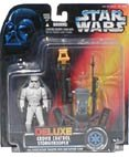 Star Wars Deluxe Crowd Control Stormtrooper figure