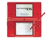 Nintendo DSi Handheld Console (Red)