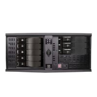 iStarUSA D-400-7-TLB8SS 4U Rackmount Chassis