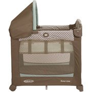 Graco Travel Lite Portable Crib, Fenwick