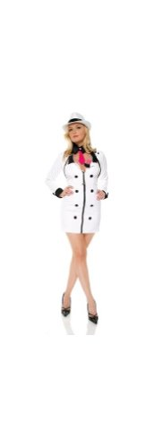 Mobster Minx Costume - Adult Costume