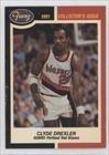 Clyde Drexler Portland Trail Blazers (Basketball Card) 1990-91 Franz Portland Trail... by Trail Blazers Franz