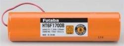Futaba HT6F1700B NiMH 7.2V 1700mAH Transmitter 12FG