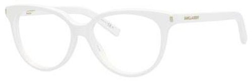 Yves Saint Laurent Yves Saint Laurent Sl 13 Eyeglasses-0FMZ White-53mm