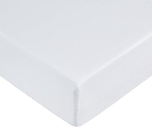 AmazonBasics-Spannbetttuch-Mikrofaser-strahlend-wei-140-x-200-x-30-cm