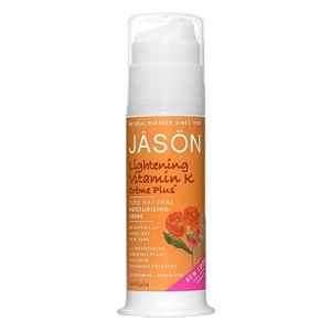 JASON VITAMIN K CREAM PLUS Minimises the appearance of spider veins and bruising. 57g