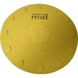 Music Hall MAT Decoupling Cork Turntable Platter Mat