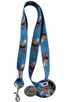Diego The Rescuer 2pc Lanyards - Diego Lanyards - Blue