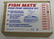 Ani Mate Inc 268 Service Kit 600 Gph
