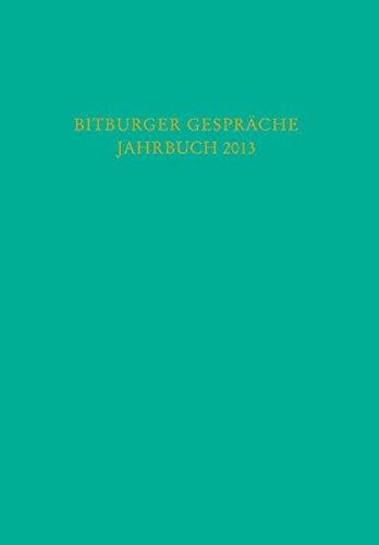 bitburger-gesprache-jahrbuch-2013-56-bitburger-gesprache-zum-thema-offentlichkeit-und-privatheit-gre