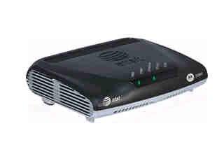 3360 AT&T DSL MODEM581211-003-00 image