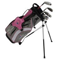 US Kids ULTRALIGHT 48 5-Club Carry Bag Set (Right Hand) by US Kids