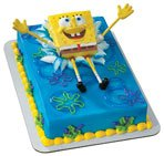 Buy Spongebob Bendy Cake Kit