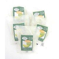エコライフラボ 静岡特産フルーツソープ クラウンメロン洗顔石鹸 40g袋入り 5個セット