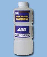 Mr. Hobby Color Paint Thinner 400 ml Bottle Gundam
