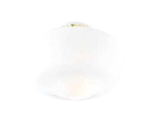 Hunter Fan Company Hunter Fan Company 22555 10-Inch Schoolhouse Globe - Opal (Hunter Fan Light Cover compare prices)