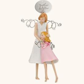 Amazon.com - Mother and Daughter 2008 Hallmark Ornament ...