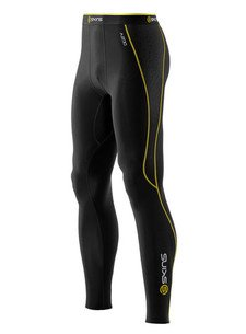 Skins A200 Series Compression Long Tights Black - size S