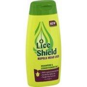Lice Shield 2-in-1 shampoo and conditioner repels head lice - 10 oz