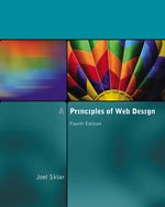 Principles of Web Design, 4th Edition