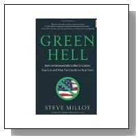 GREEN HELL (By_Steve Milloy hardcover)