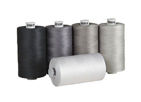 Connecting Threads - Essential Thread Cotton Sets (Salt & Pepper)