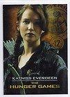 The Hunger Games Trading Card - #2 - Katniss Everdeen