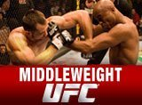 The Ultimate Fighting Championship: Classic Middleweight Bouts Volume 1