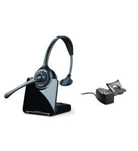 Plantronics Cs 510 - Headset ( Ear-Cup ) - Wireless - Dect (84691-01) -