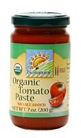 Bionaturae Organic Tomato Paste ( 12x7 OZ)
