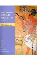 History of World Societies 8e Volume A & Sources of World Societies 8e V1