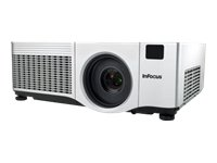 Infocus In5108 High Performance High Resolution Meeting Room Lcd Projector, Network Capable, Optional Lenses, Sxga, 4000 Lumens