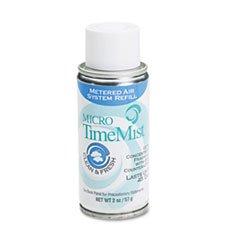 (3 Pack Value Bundle) TMS2402 Settings Micro Metered Aerosol Refills Clean N Fresh 2oz