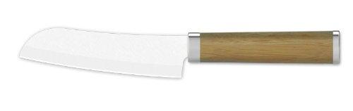 Deglon Kyari Ceramics Santoku Knife, 5-Inch