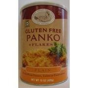 Bread Crumbs, Panko, Gf , 15 oz (pack of 12 )