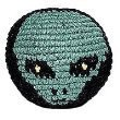Hacky Sack - Alien (Colors Will Vary)