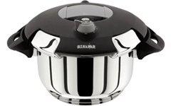 Stellar New Pressure Cooker 6 Ltr