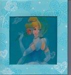 Disney Princess Holograph Photo Album Assorted Styles Cinderella or Aurora