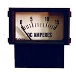 0-15 Amp Ammeter for #6030 Charger, Club Car 2000+