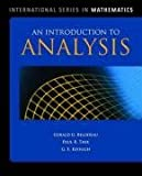 img - for An Introduction to Analysis (International Series in Mathematics) book / textbook / text book