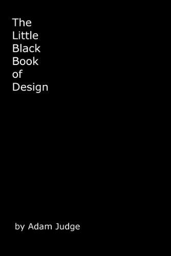 The Little Black Book Of Design